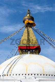 Bodnath Temple