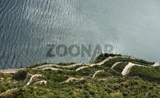 Gardasee /Via Benaco / Italien