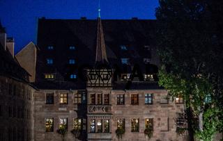 Heilig-Geist-Spital in Nuernberg