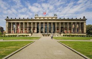 Das Alte Museum in Berlin