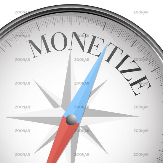 compass concept Monetize