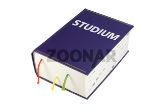 Buch Studium
