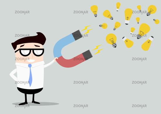 Businessman Magnet Ideas