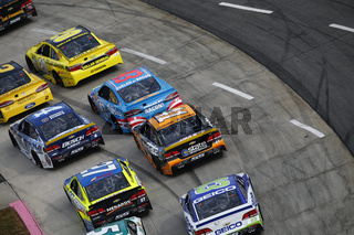 NASCAR: Oct 30 Goody's Fast Relief 500