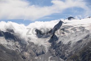 Berge bei Ober-Gurgl