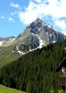 madrisa / österreich