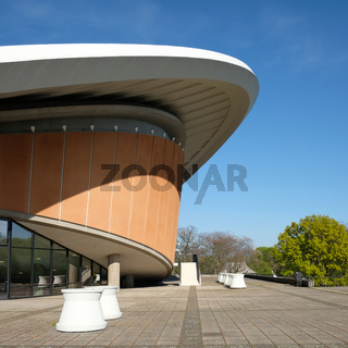 The 'Haus der Kulturen der Welt (House of World Cultures).