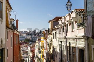 Bairro Alto, Lissabon, Lisbon, Portugal