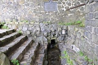 Fuldaquelle auf der Wasserkuppe Rhön