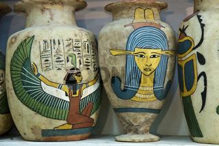 Egypt Luxor Egyption Pottery