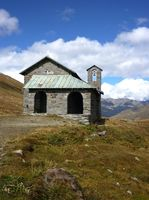 Bergkapelle - Gavia Pass