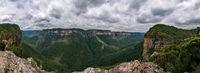 Grose Valley in den australischen Blue Mountains