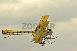 UK Shuttleworth Collection Avro Triplane  Aircraft