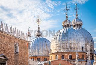Venice, Italy - St. Mark Basilica