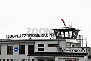 Flugplatz Wasserkuppe Rhön