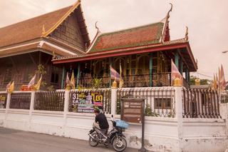 THAILAND BANGKOK CHAO PHRAYA THONBURI