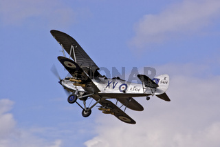 UK Shuttleworth Collection Hawker Hind