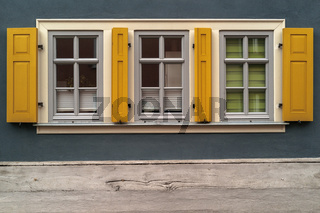Bad Langensalza - Fassadendetail