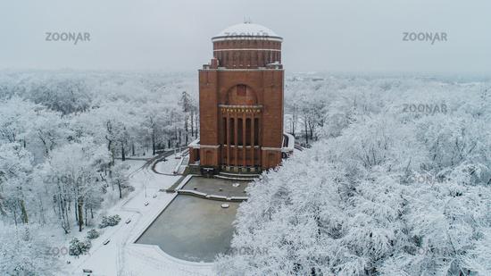 Das Planetarium Hamburg ist eines von neun Großplanetarien