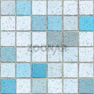 Pattern of seamless ceramic tile wall texture