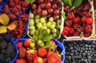 Frische Früchte