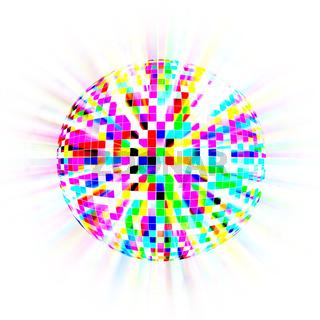 Licht Kugel