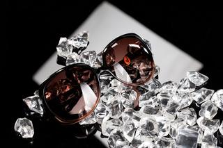 Sunglasses And Ice
