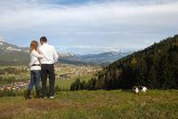 Alpen in Österreich Tirol