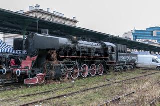 Freiburger Bahnhof in Breslau