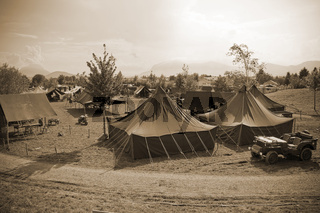 US-Army Camp