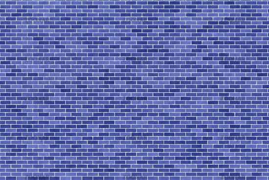 Hintergrund: Mauer blau