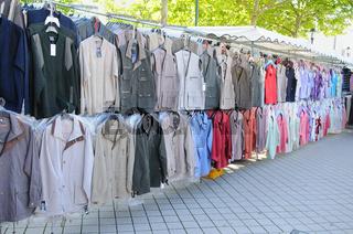 Bekleidung - Jahrmarkt