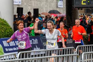 Gutenberg Marathon in Mainz am 07. Mai 2017
