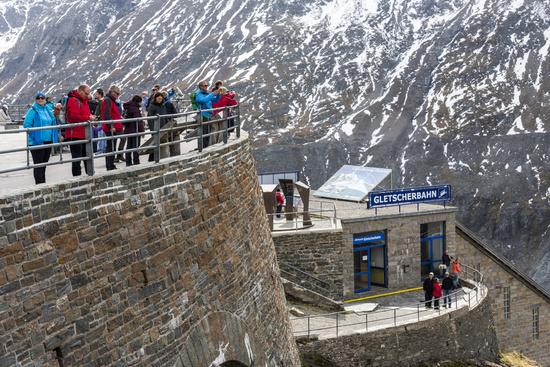 Public Glacier Grossglockner Gletscherbahn