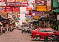 Pattaya Thailand Soi 13/1 Post