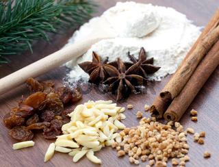 Backen zur Weihnachtszeit / christmas and bakery