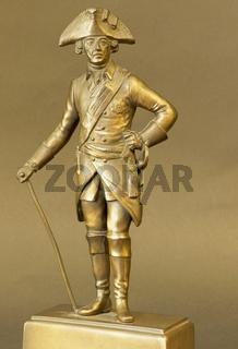 Friedrich der Große, der 'Alte Fritz'