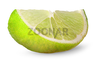 Small piece of lime