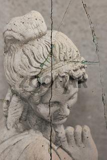 Versteinerte Jungfrau