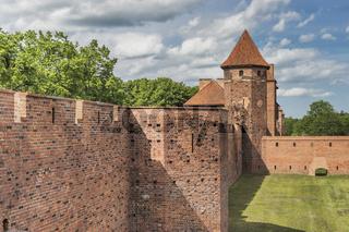 Ordensburg Marienburg, Polen   Malbork Castle, Poland