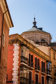 Picturesque view of Toledo old town