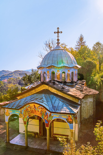 Church of Sokolski Orthodox Monastery