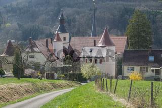 Schloss Braunsbach