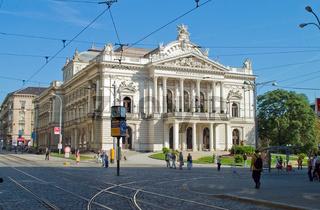 Narodni Divadlo, Nationales Operntheater. Brünn, Tschechien.