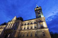 Old city hall in Bielsko-Biala