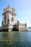Tower of Belén - Lisbon, Portugal.