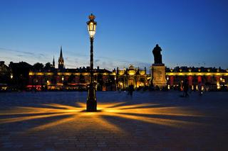 Place Stanislas, Nancy, Lothringen, France