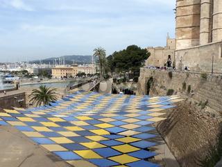 Am Parc de la Mar - Palma de Mallorca