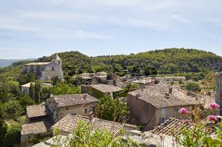 Sommer in der Provence, Frankreich