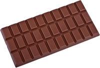Schokolade - freigestellt